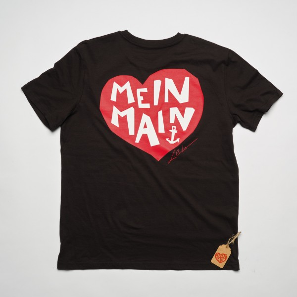 Mein Main Herz Logo gross T-Shirt