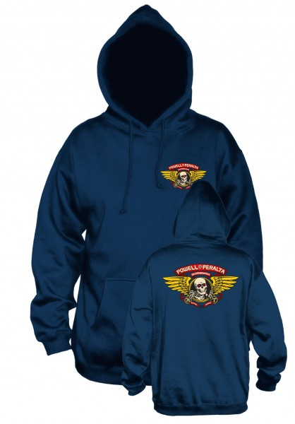 Powell Peralta Winged Ripper Medium Weight Hoodie für Herren
