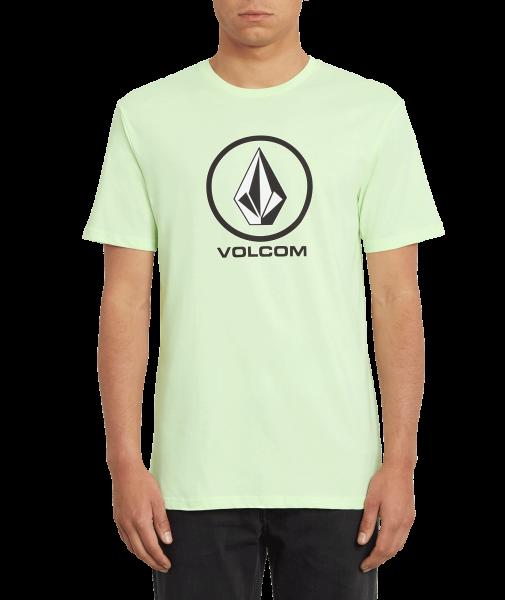 Volcom Crisp Stone Basic S/S T-Shirt für Herren
