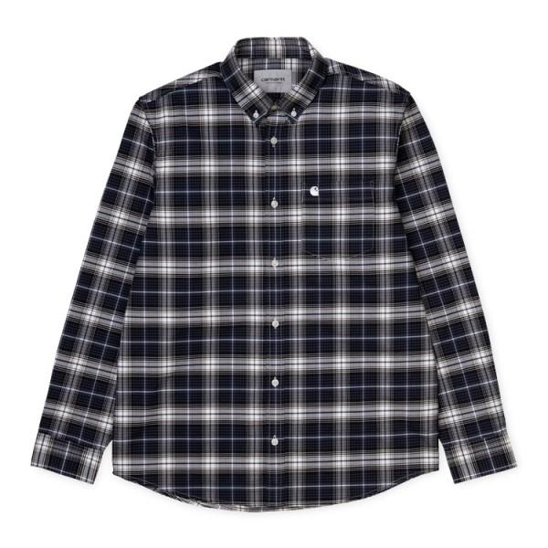 Carhartt WIP l/s Linville Hemd für Herren