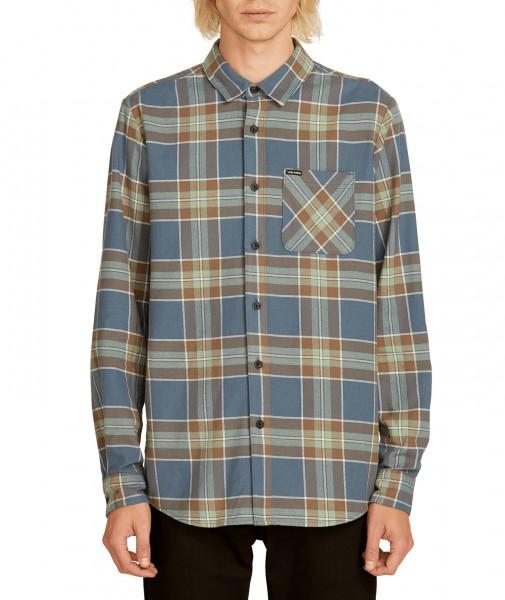 Volcom Caden Plaid LS Hemd