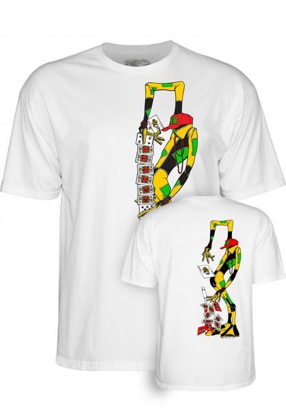Powell Peralta Ray Barbee Rag Doll T-Shirt für Herren