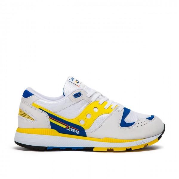 Saucony Azura White/Yellow/Blue