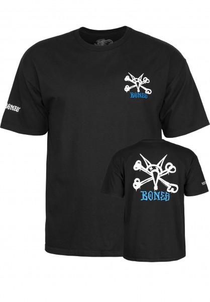 Powell Peralta Rat Bones T-Shirt für Herren