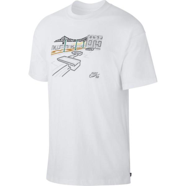 Nike SB Yoon Pier 7 T-Shirt für Herren