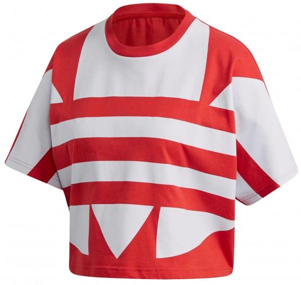 adidas Large Logo T-Shirt für Damen