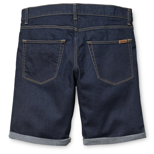 Carhartt WIP Swell Short Spicer Blue Rinsed