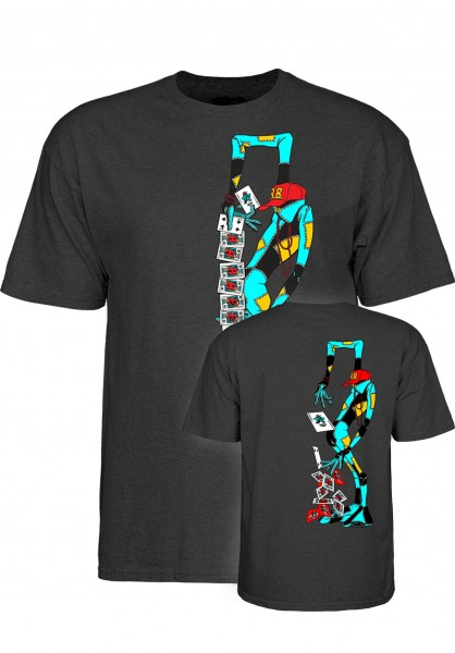 Powell Peralta Ray Barbee Rag Doll T-Shirt für Herren