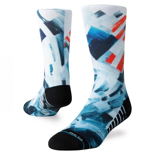 Stance Higher Places Crew Trainings-Socken für Herren Gr.L