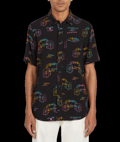 Volcom Alienated S/S Shirt für Herren