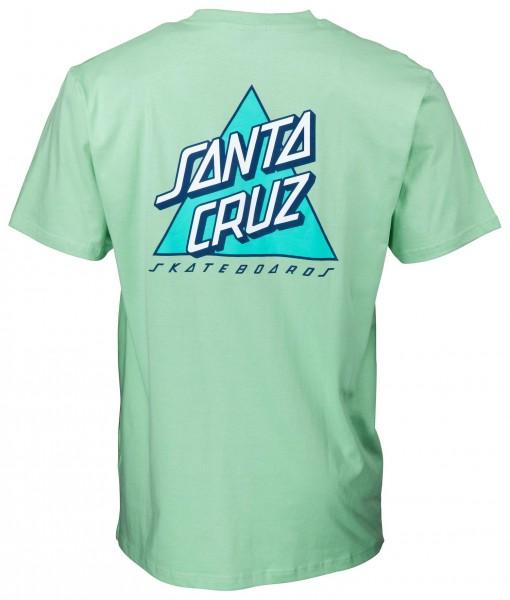 Santa Cruz Not A Dot Mint T-Shirt für Herren