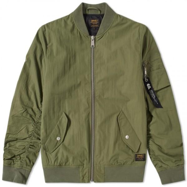 Carhartt WIP Adams Jacket Dollar Green