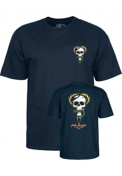 Powell Peralta Mc Gill Skull and Snake T-Shirt für Herren