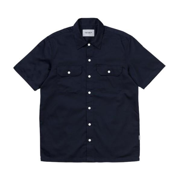 Carhartt WIP Hemd s/s Master Shirt für Herren