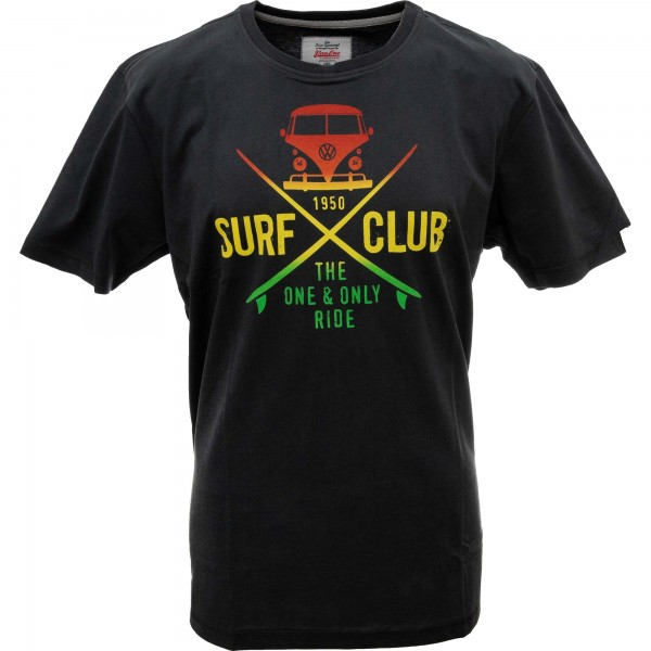 Van One Surf Club Herren T-Shirt