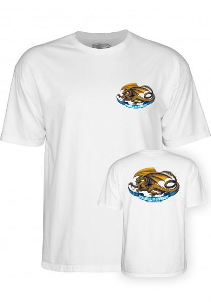Powell Peralta Oval DragonI T-Shirt für Herren