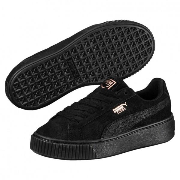 Puma Schuhe Suede Platform Artica Wn's