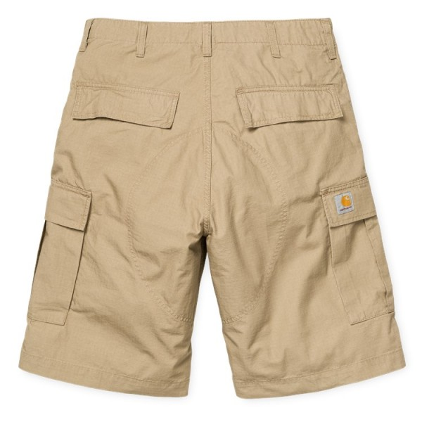Carhartt WIP Cargo Short Leather Rinsed