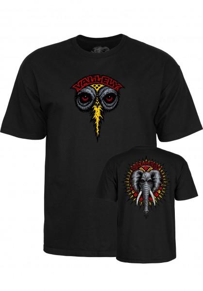 Powell Peralta Valley Elephant T-Shirt für Herren
