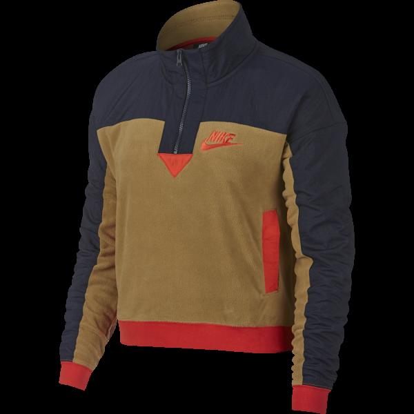Nike Women's 1/2-Zip Top