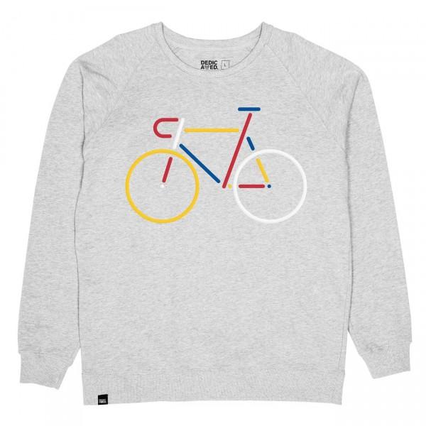 DEDICATED Malmoe Color Bike Embroidery