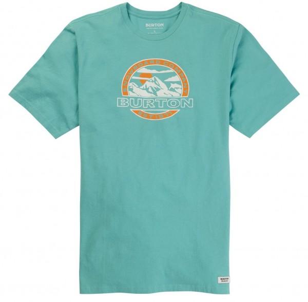 Burton Keyway T-Shirt in Buoy Blue für Herren